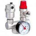Оборудование систем отопления и водоснабжения