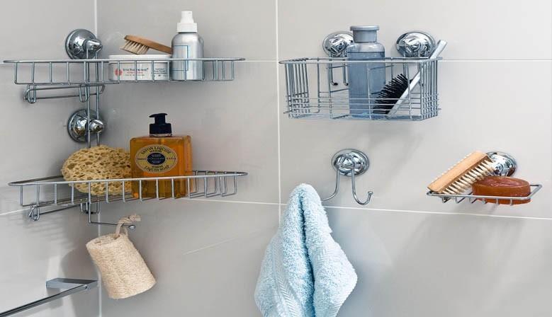 Купить аксессуары для ванной комнаты и кухни в Харькове в Украине